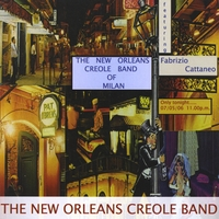 The New Orleans Creol Band | The New Orleans Creole Band Of Milan