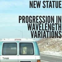 New Statue | Progression in Wavelength Variations