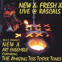 New X Art Ensemble | New X: Fresh X