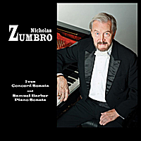 Nicholas Zumbro | Ives Concord and Barber Piano Sonatas