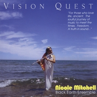 Nicole Mitchell's Black Earth Ensemble | Vision Quest