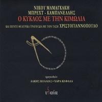 Nikos Mamangakis | O kyklos me tin kimolia (The circle of chalk)