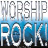Troy and Genie Nilsson | Worship Rock Vol.1 for all Ages - RARE