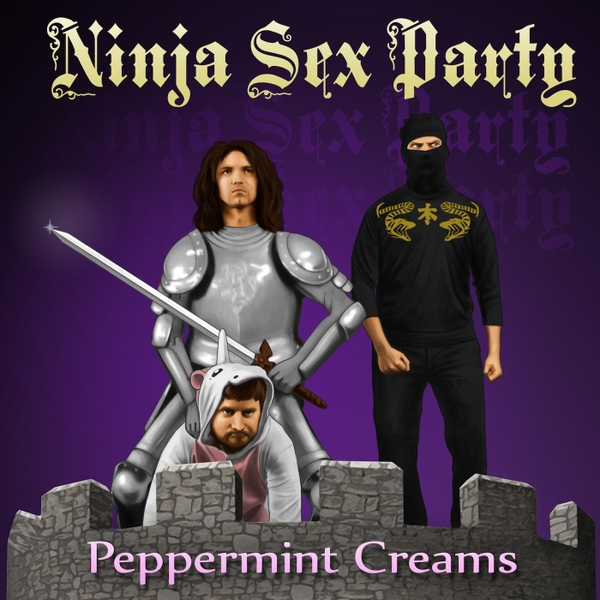pages Ninja Sex Party