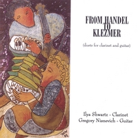 Gregory Nisnevich | From Handel to Klezmer