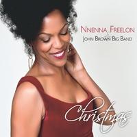 Nnenna Freelon & John Brown Big Band | Christmas poster