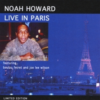 noah howard | live in paris