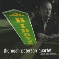 The Noah Peterson Quartet | Live at Biddy McGraw's