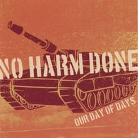 No Harm Done | Our Day of Days