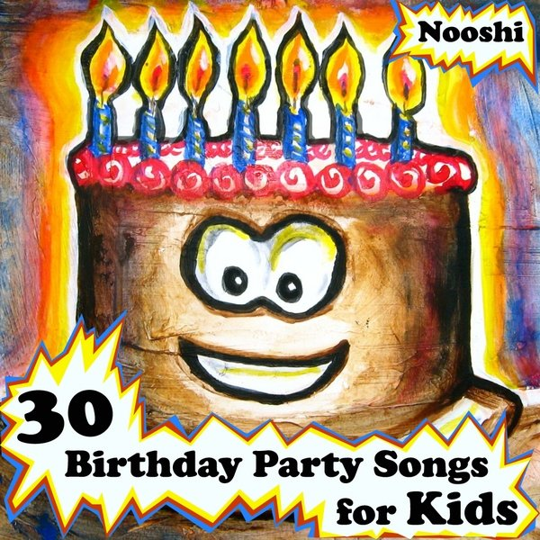 30 Birthday Party Songs For Kids