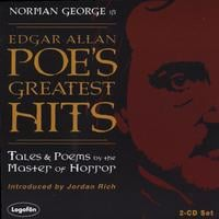 Norman George | Edgar Allan Poe's Greatest Hits: Tales & Poems by the Master of Horror - 2 CD Set