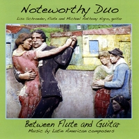 Noteworthy Duo | Between Flute and Guitar