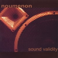 noumenon | Sound Validity
