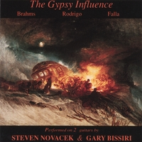 Steven Novacek & Gary Bissiri | The Gypsy Influence