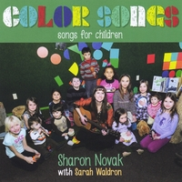 Sharon Novak | Color Songs: Songs for Children (feat. Sarah Waldron)