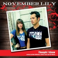 November Lily | Thought I Knew