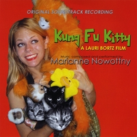 Marianne Nowottny | Kung Fu Kitty ( Original Soundtrack Recording)