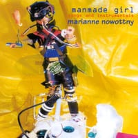 Marianne Nowottny | Manmade Girl 2xcd set