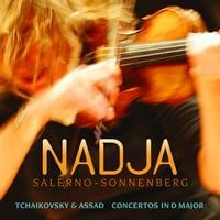 Nadja plays Tchaikovsky