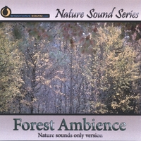 Nature Sound Series | Forest Ambience (Nature sounds only version)