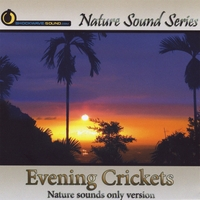 Nature Sound Series | Evening Crickets (Nature Sounds Only version)