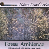 Nature Sound Series | Forest Ambience (with relaxing music)