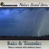 Nature Sound Series | Rain & Thunder (Nature Sounds with Ambient Music)