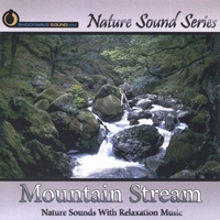 Nature Sound Series | Mountain Stream (With relaxing music)