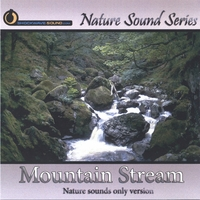 Nature Sound Series | Mountain Stream (Nature sounds only version)