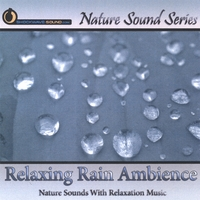 Nature Sound Series | Relaxing Rain Ambience (With relaxing music)