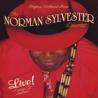 The Norman Sylvester Band Quartet | Live