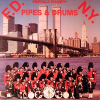 Fdny Pipes And Drums | Transmit The Box