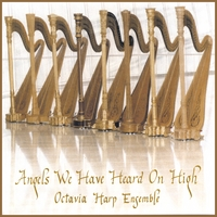 Octavia Harp Ensemble | Angels We Have Heard On High