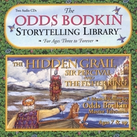 Odds Bodkin | The Hidden Grail-Sir Percival and the Fisher King