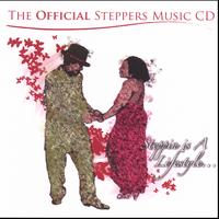 Various Artist | The Official Steppers Music CD