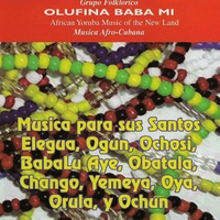 Olufina Baba Mi | African Yoruba Music of the New Land