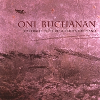 Oni Buchanan | Portraits, Pictures & Prints for Piano