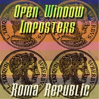 Open Window Imposters | Roma Republic