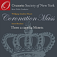 Oratorio Society of New York & Kent Tritle | Oratorio Society of New York Coronation Mass