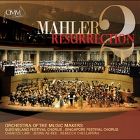 Orchestra of the Music Makers | Mahler 2 : Resurrection