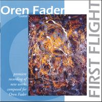 Oren Fader | First Flight