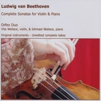 Orfeo Duo | Beethoven Complete Sonatas for Violin and Piano
