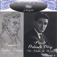 Orlando Otey | The Chopin of Mexico Plays Chopin