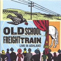 Old School Freight Train | Live In Ashland