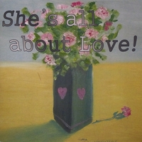 The Oversized Groove | She's All About Love - Single