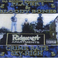 PLAYA1-PLAYA2 & THA FRAYSERCLIK/D.J.SOUNDPRODUCTIONS: | CRIMERATE SKY-HIGH(the unheard solo tape)