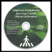 Cristian Paduraru | Serving Friends (Material Breaks)