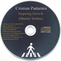 Cristian Paduraru | Inspiring Growth (Mental Techno)