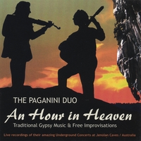The Paganini Duo | An Hour In Heaven