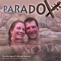 Paradox | SOAK: The Marriage Of Cello And Bassoon